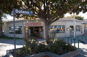 Solano Avenue Shopping in Berkeley