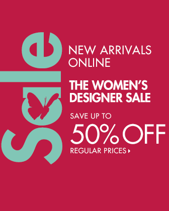 Neiman Marcus Sale on New Arrivals